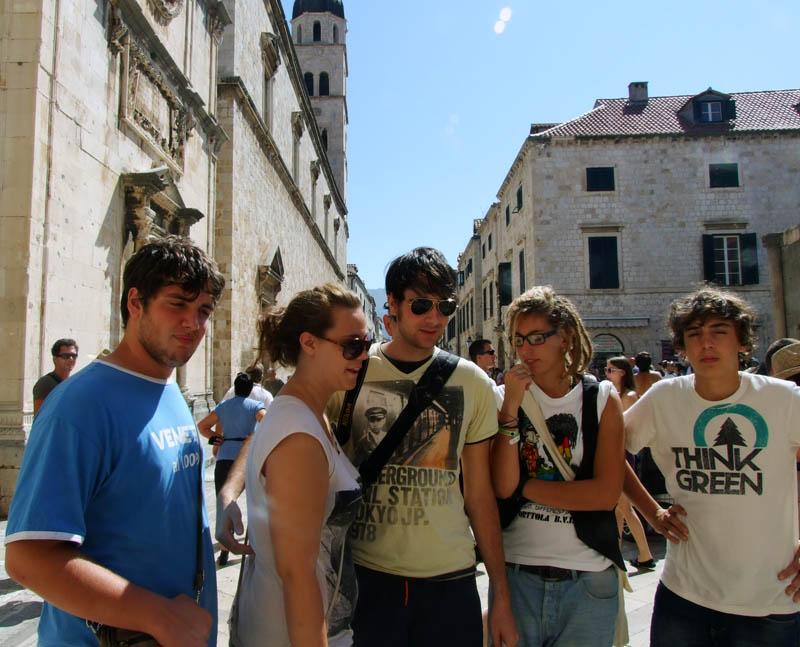 Visita a Ragusa (Dubrovnik)