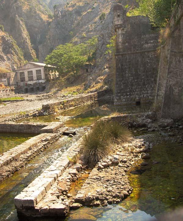 Mura nord di Cattaro