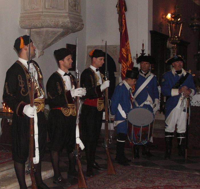 Cerimonia commemorativa 2007