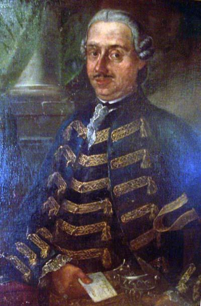 Capitano Conte Giuseppe Viscovich